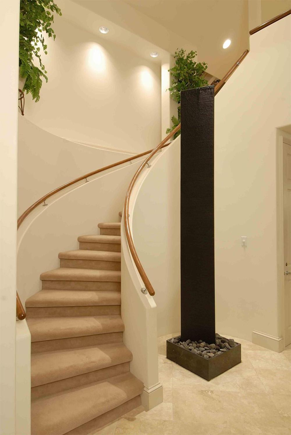 - Small space staircase ideas concept ...